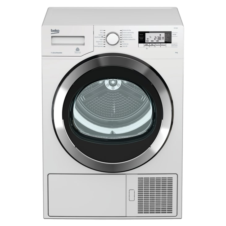 Beko 8kg Sensor Controlled Heat Pump Dryer