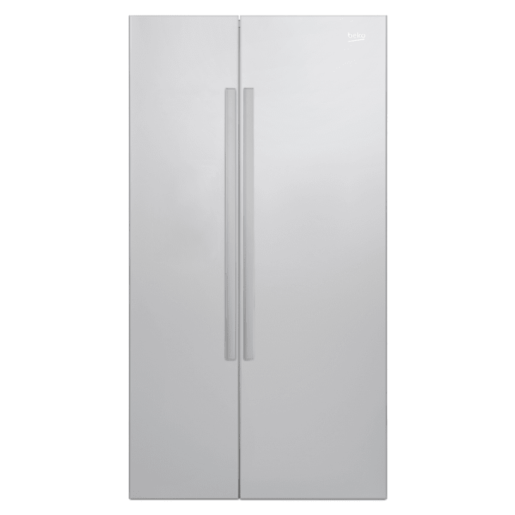 Beko Side By Side Refrigerator Stainless Steel