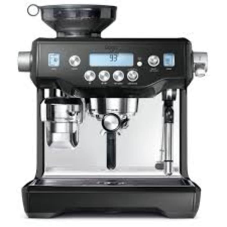 Breville The Oracle Espresso Machine Black Sesame