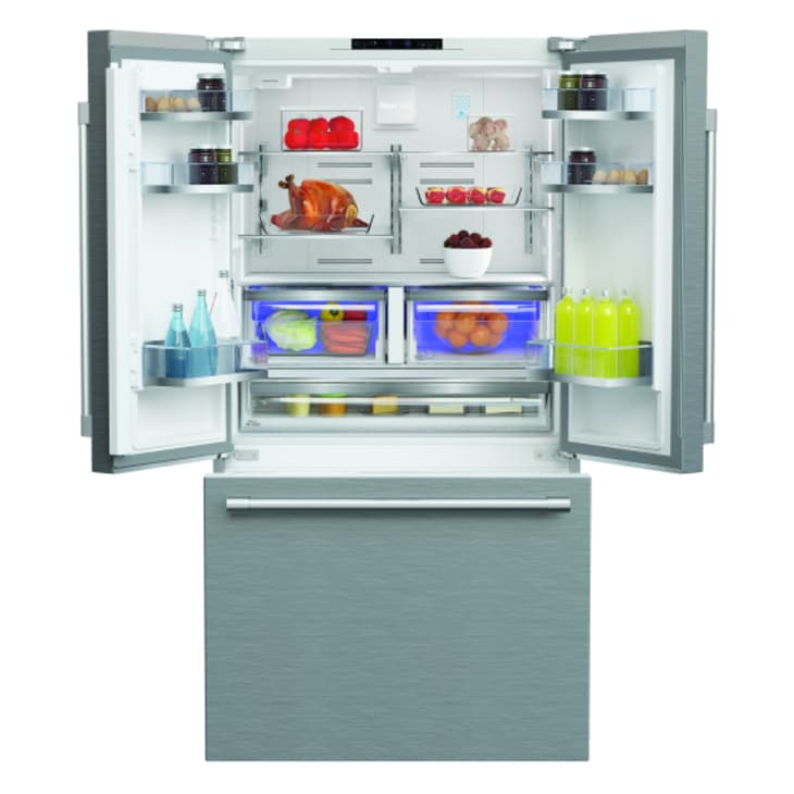 Beko 629L French Door Ice & Water Refrigerator