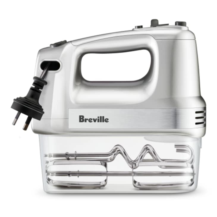 Breville The Handy Mix & Store Hand Mixer