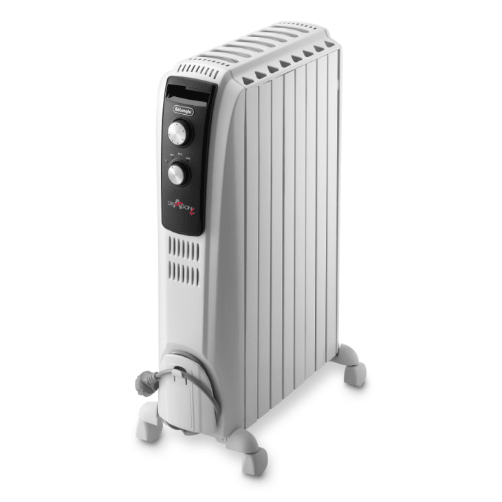 Delonghi Dragon4 Oil Filled Radiator Heater - Floor Model Botany Store Only
