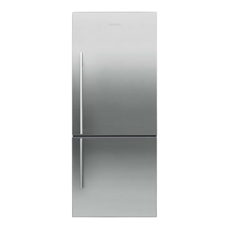 Fisher & Paykel 373L Bottom Mount Refrigerator - Display Model Only Greenlane
