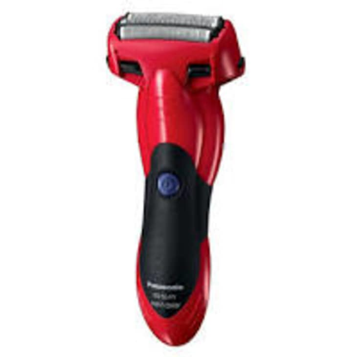 Panasonic Cordless Red Shaver