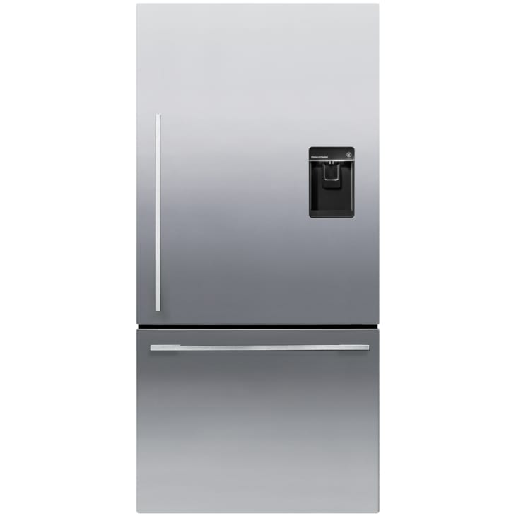 Fisher & Paykel 519L Ice & Water Bottom Mount Refrigerator