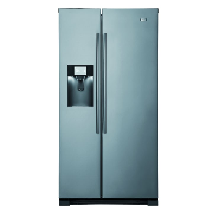 Haier 604L Side By Side Ice & Water Refrigerator
