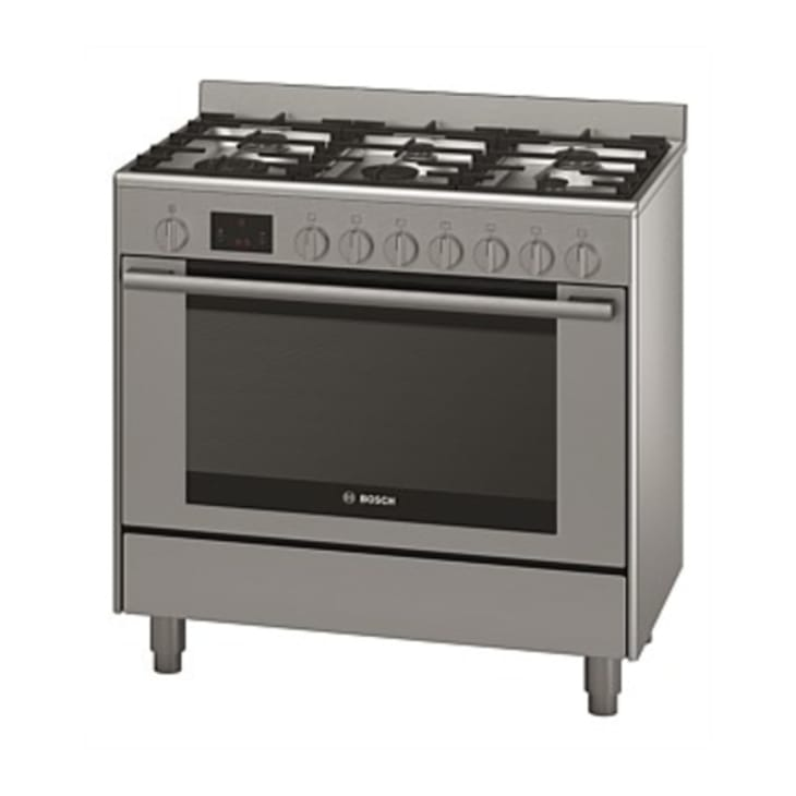Bosch Freestanding Oven with Gas Cooktop