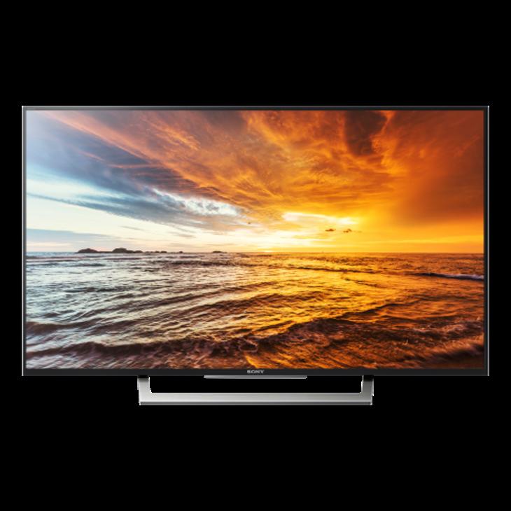 "Sony 49"" 4K Ultra HD LED-LCD TV -"