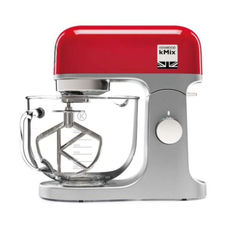 Kenwood KMix Stand Mixer - Red - Homezone Store Only
