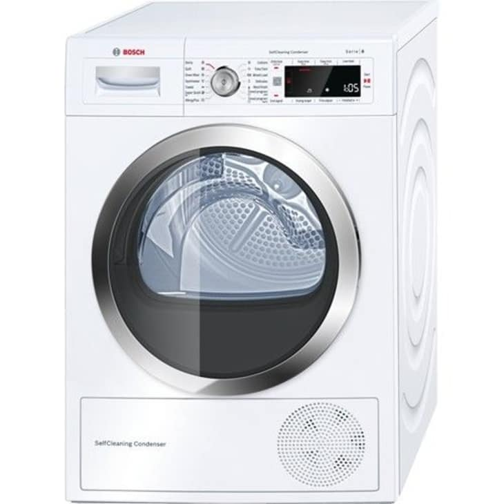 Bosch Tumble dryer with heat pump
