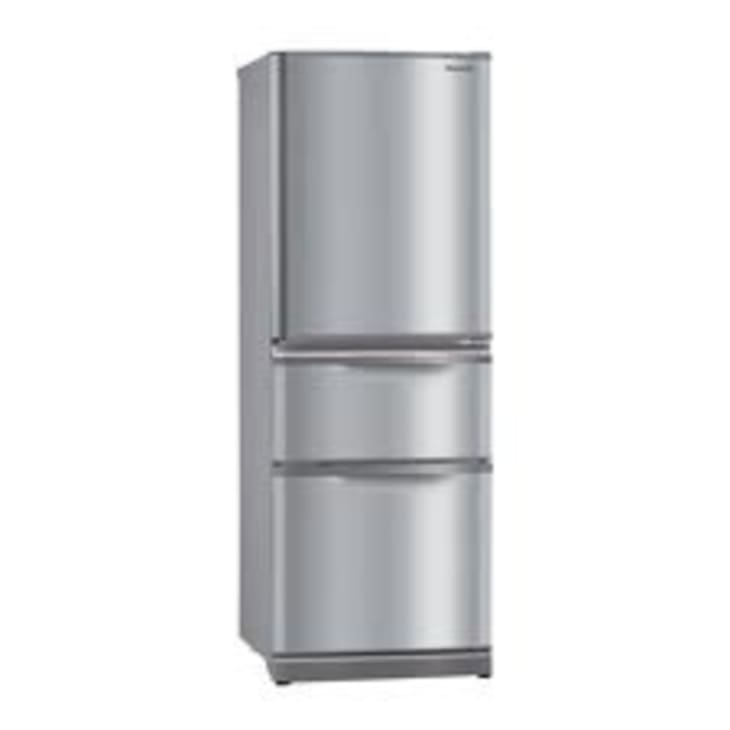 Mitsubishi Stainless Steel Refrigerator
