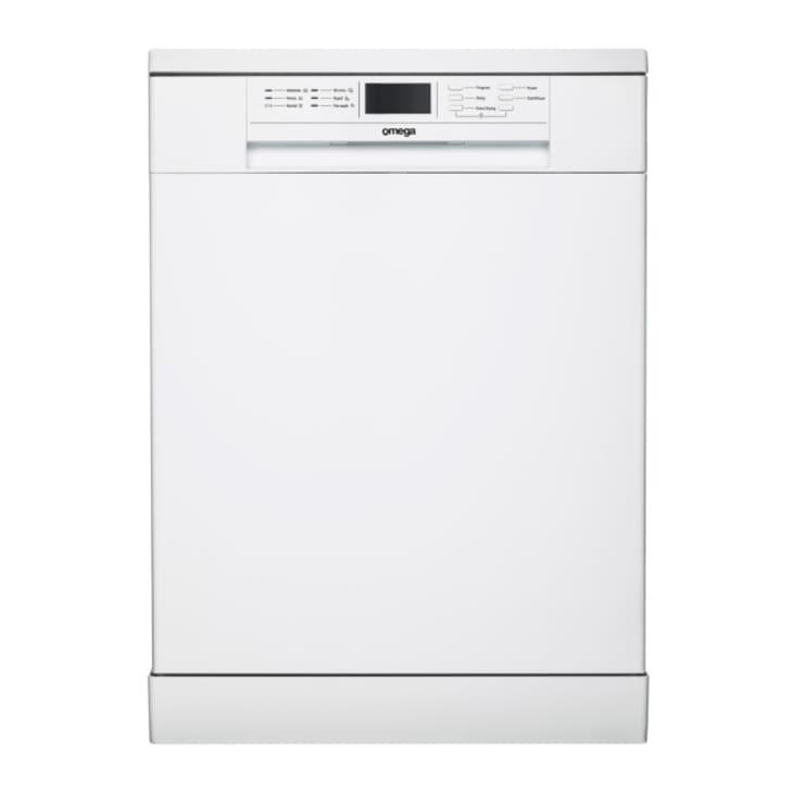 Omega 60cm Freestanding Dishwasher