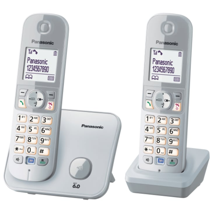 Panasonic Cordless Phone Twin Pack