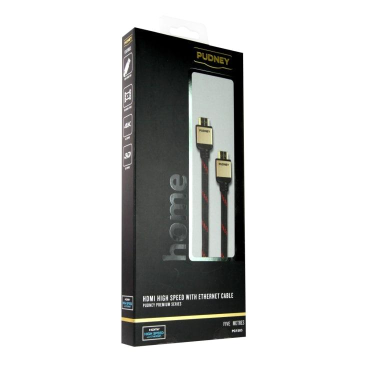 Pudney 5M Premium HDMI Cable