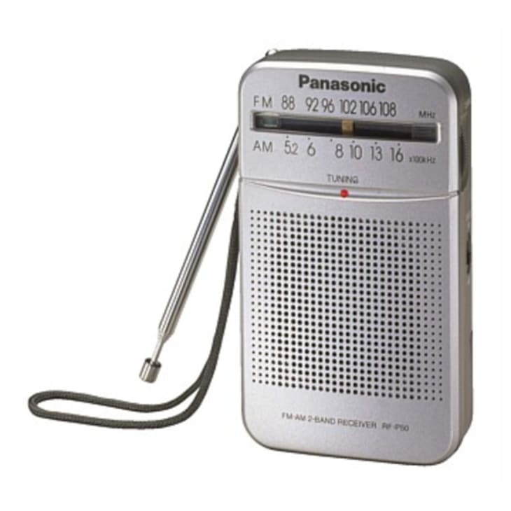 Panasonic RFP50GC9S Pocket Radio