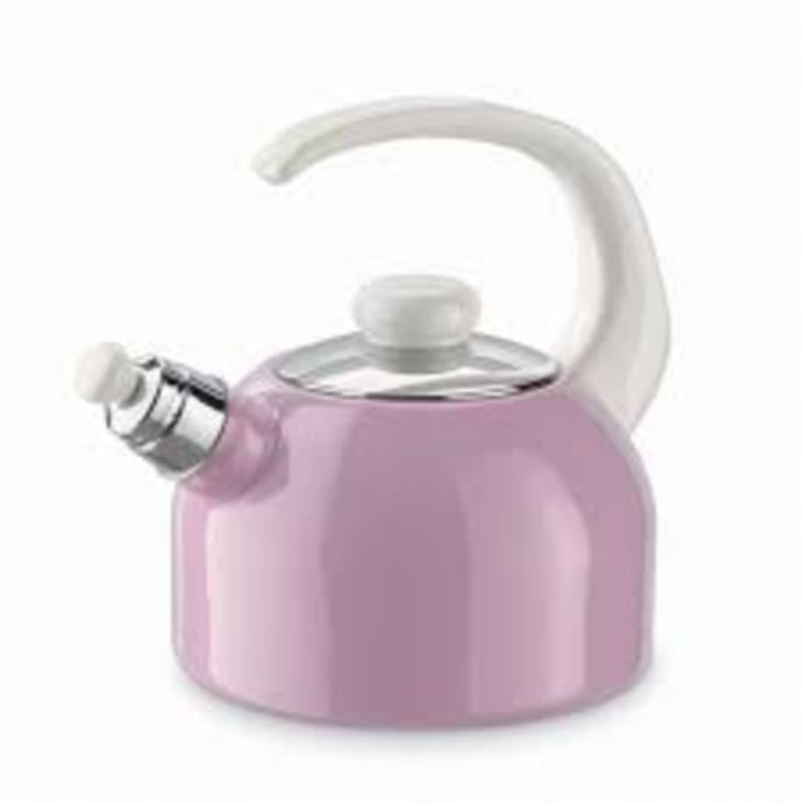 Riess Pink Whistling Kettle - Display Models Botany and Homezone