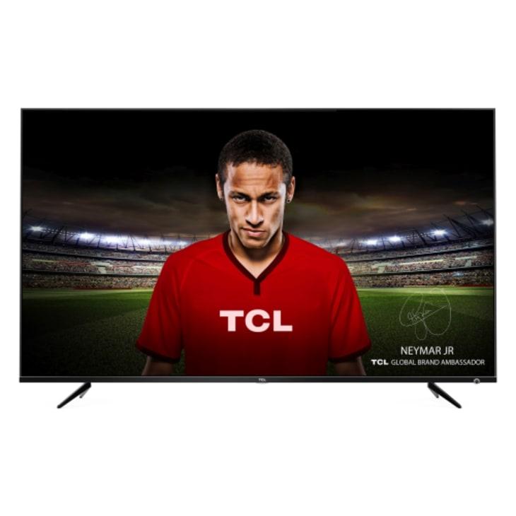 """TCL 55"""" 4K QUHD Smart TV"""