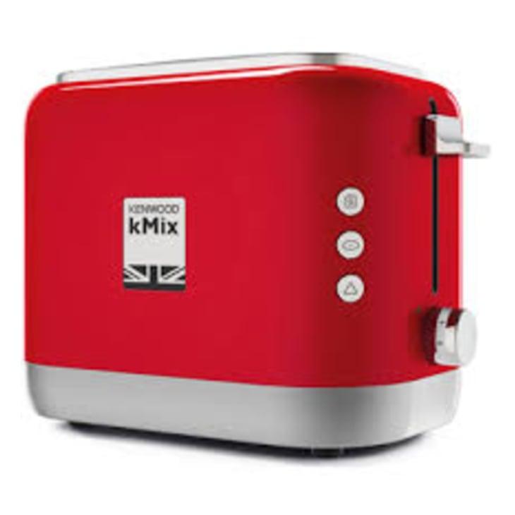 Kenwood 2 Slice Red Toaster