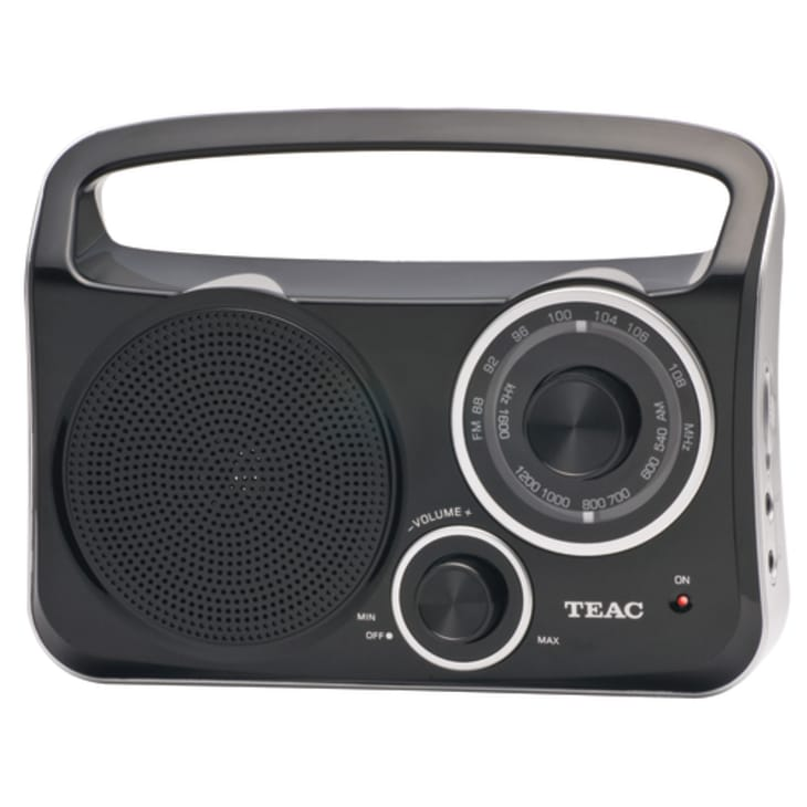 Teac Portable AM FM Radio
