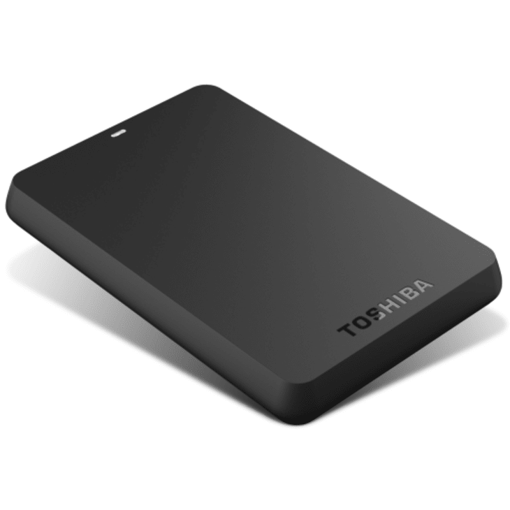 Toshiba 1TB Canvio Basics Portable External Hard Drive
