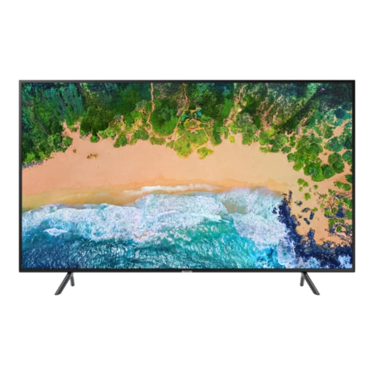 "Samsung 49"" 4K UHD Smart TV Dual Tuner"