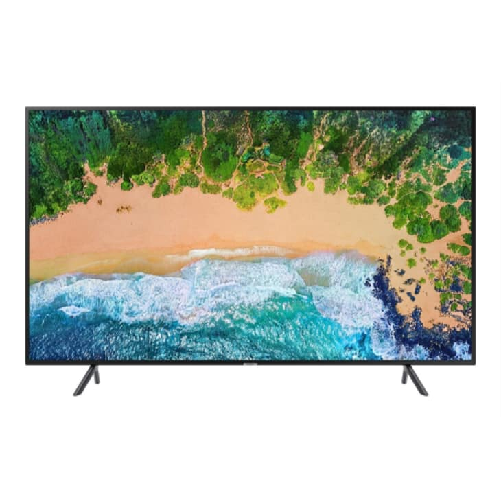 "Samsung 43"" 4K UHD Smart TV Dual Tuner"
