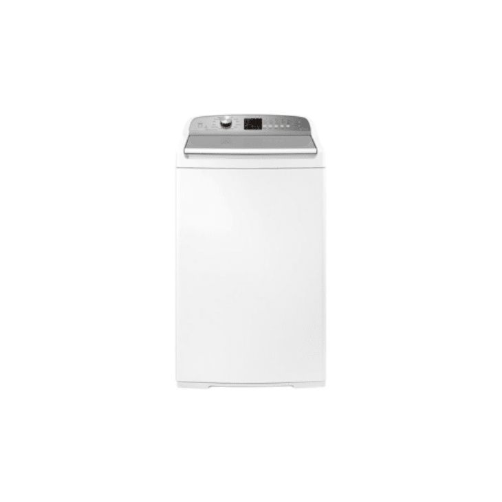 Fisher & Paykel 8.5kg Top Load Fabric Smart Washer