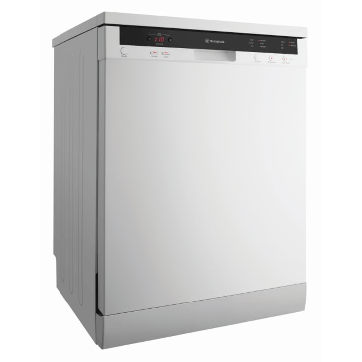 Westinghouse Freestanding White Dishwasher