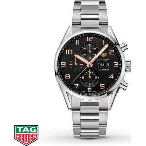 Tag Heuer Mens Chronograph Watch Calibre 16 cv2a1abba0738 Mens