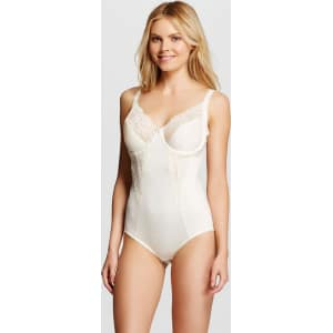 93f3875a9 Maidenform Women s Body Briefers 36C Ivory from Target.
