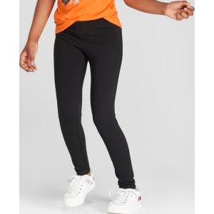 2c97bb978b7c9 Girls' Leggings - Cat & Jack Black XL from Target.