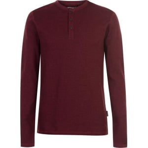Pierre Cardin Long Sleeve Waffle T Shirt Mens from Sports Direct. 62cb698e9