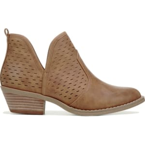11f28601334e5 Report Women's Davidson Ankle Boots (Tan) from Famous Footwear.