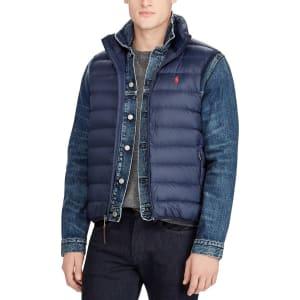 c0566a0613c Polo Ralph Lauren Big   Tall Packable Down Vest from Dillard s.