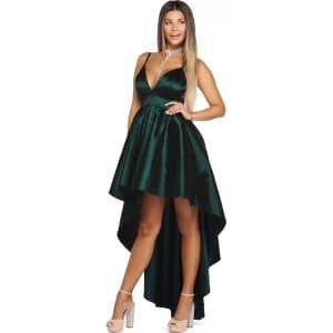 Emerald Formal Dresses