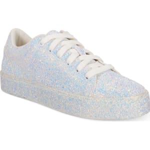 b12a4719a78 Aldo Eltivia Glitter Sneakers Women s Shoes from Macy s.