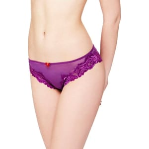 Guess Night Luxe Lace Brazilian Briefs from GUESS Jeans. 9caa7da3a