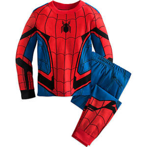 Spider Man Costume Pj Pals For Boys From Disney Store