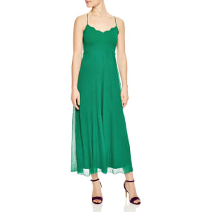 9f0584f5d6 Sandro Roxana Scalloped Maxi Dress from Bloomingdale s.