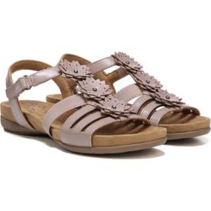 7c646bb98c13 Natural Soul Natural Soul Amore Sandals (Mauve) - 5.0 M from ...