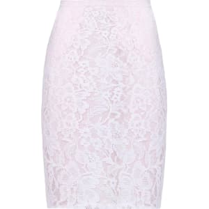 f417482b1638 Yumi Lace Pencil Skirt, Cream from House of Fraser.