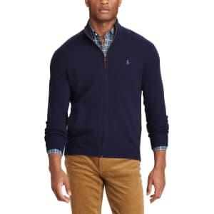 08f0b2ba488 Polo Ralph Lauren Merino Wool Full-Zip Sweater from Dillard s.