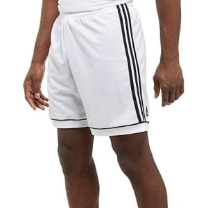 d608c791a2b7 Adidas Squad Shorts - White/Black - Mens from JD Crosstown Running.