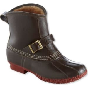 6ea8a4e0f5a Women s Small Batch Tumbled-Leather l.l.bean Boots
