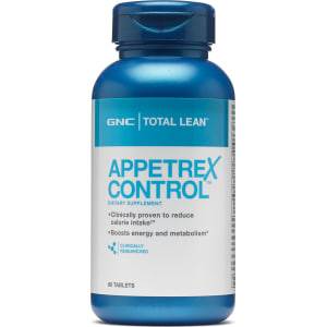 Appetrex Control Tm 60 Tablets Gnc Total Lean R Appetite Control