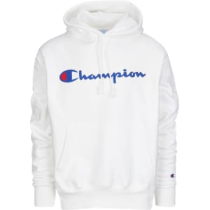 ed225648df Champion Reverse Weave Graphic Fleece Hoodie - Mens - White from ...