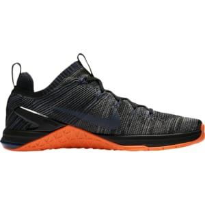ad9b517a20f Nike Metcon Dsx Flyknit 2 - Mens - Black Thunder Blue Hyper Crimson ...