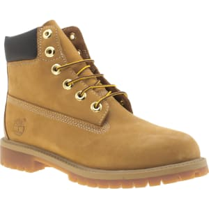 new product cc739 ac70b Timberland Natural 6 Inch Premium Boots Youth