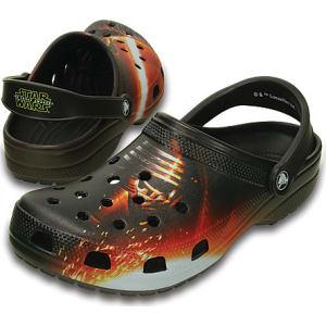 e2d95023022d Crocs Black Classic Star Wars(tm) Kylo Ren(tm) Clog Shoes from Crocs.