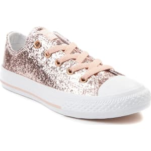9ecb2dc47690 Youth Tween Converse Chuck Taylor All Star Lo Glitter Sneaker from ...